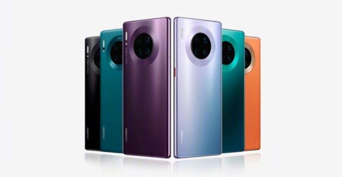 Diam-diam, Huawei luncurkan Mate 30E Pro 5G dengan Kirin 990E