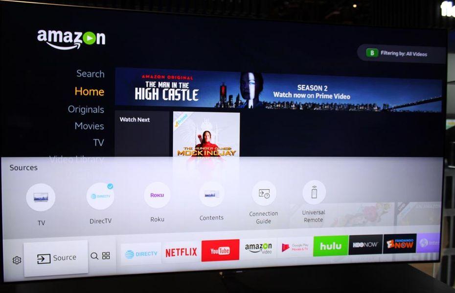 Samsung Tizen OS menjadi platform Smart TV terdepan secara global