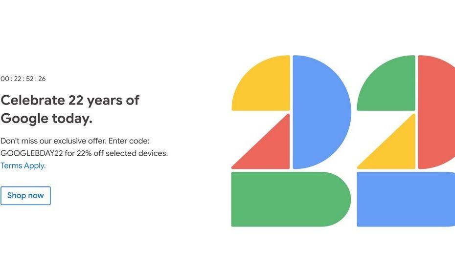 Google Hadirkan Tampilan Lawas Saat Ultah, Pengen Nostalgia? Gini Cara Melihatnya