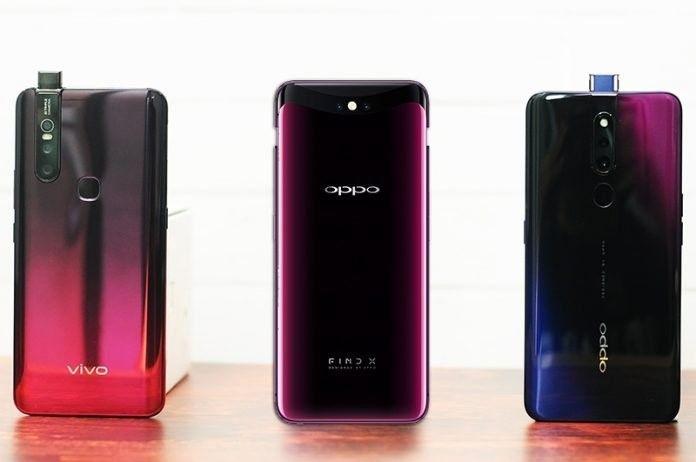 Daftar HP Oppo Kamera Pop-Up Terbaru dan Termurah 2020