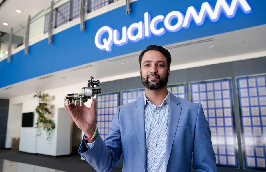 Qualcomm umumkan platform Robotics RB5 berbasis Snapdragon 865