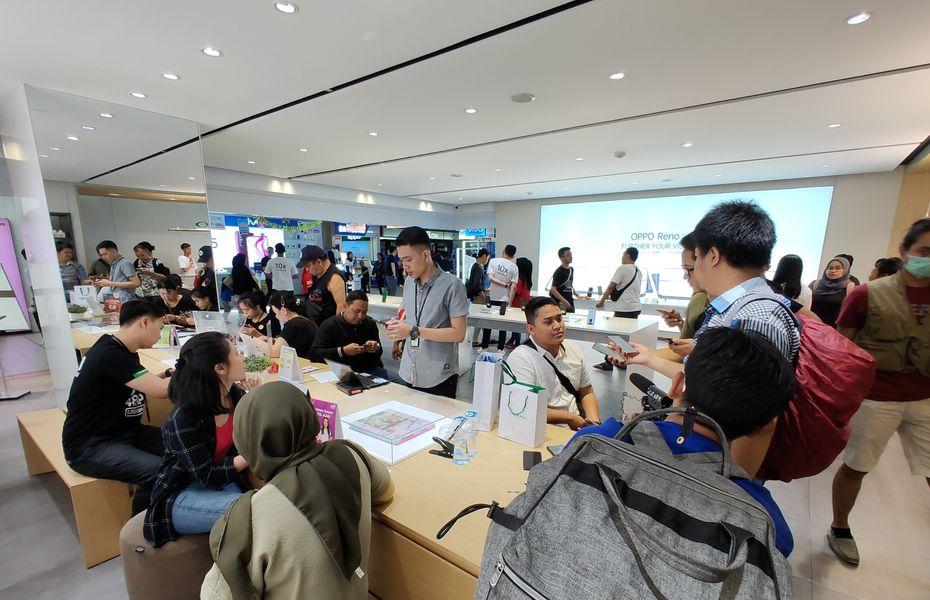 Salip Samsung dan Xiaomi, Oppo kini jadi raja smartphone di Indonesia