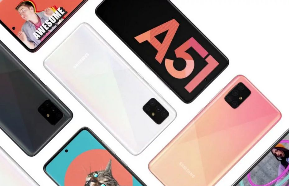 Galaxy A51 resmi hadir dengan layar 6,5 inci, Infinity O Display, dan quad kamera 48MP
