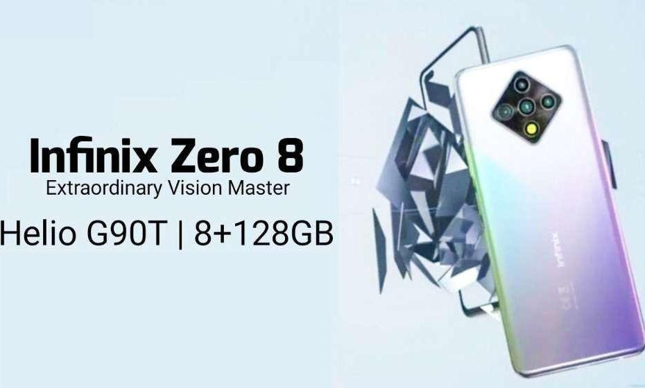 Siap melantai pada 27 Agustus, Infinix Zero 8 dengan Helio G90T bakal berpartner dengan Lazada Indonesia