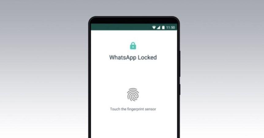 Udah Update WhatsApp? Ada Fitur Keamanan Finger Print Lho!