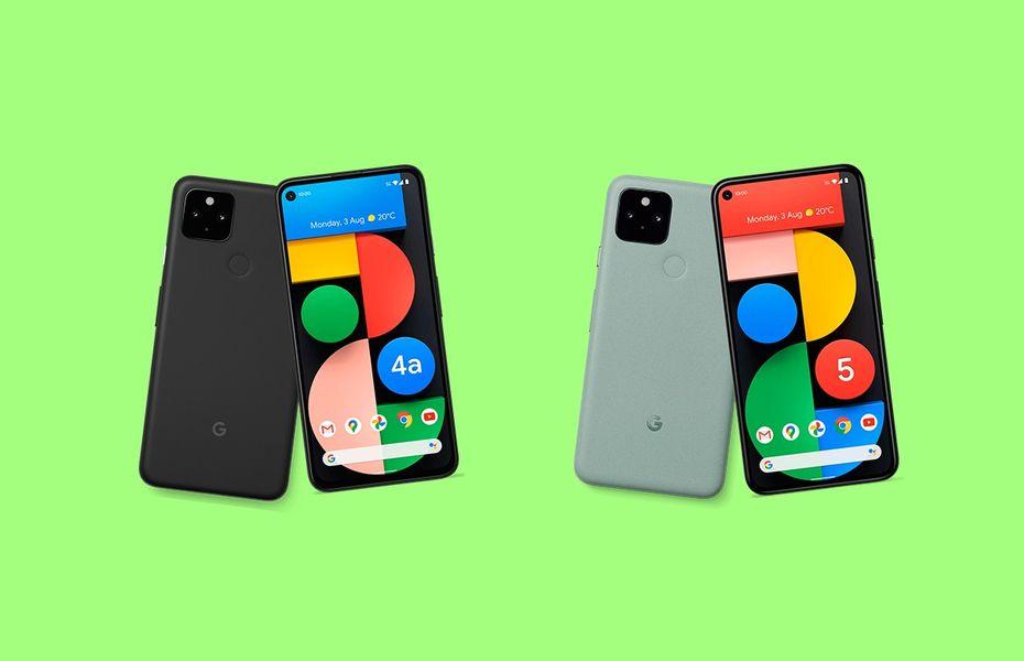 Google Pixel 5 dan Pixel 4a 5G resmi diluncurkan