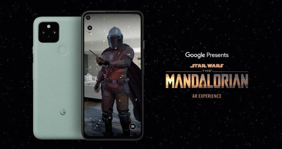 Google Kerja Sama dengan Disney Luncurkan AR dari Serial TV Mandalorian, Seru Nih!