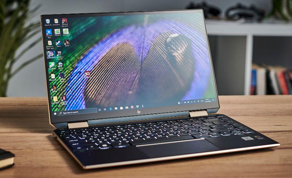 HP Luncurkan Laptop Spectre x360 Dengan Teknologi AI dan Baterai Awet