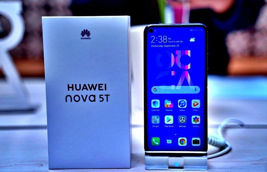 Pengalaman bermain game dengan Huawei Nova 5T dan FreeBuds 3