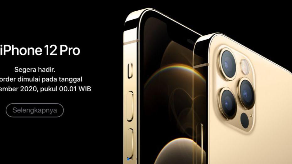 Pre-order 11 Desember, iPhone 12 Series segera hadir di Indonesia