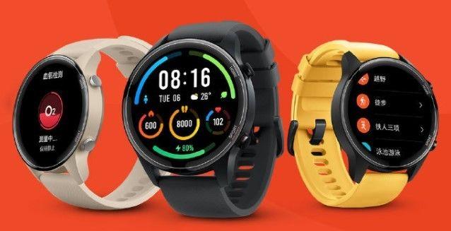 Xiaomi Mi Watch Color Sports Edition dengan fitur SpO2 resmi meluncur
