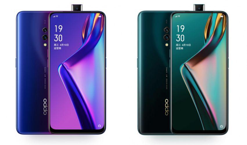 Oppo K3 resmi dirilis, berikut harga dan spesifikasi