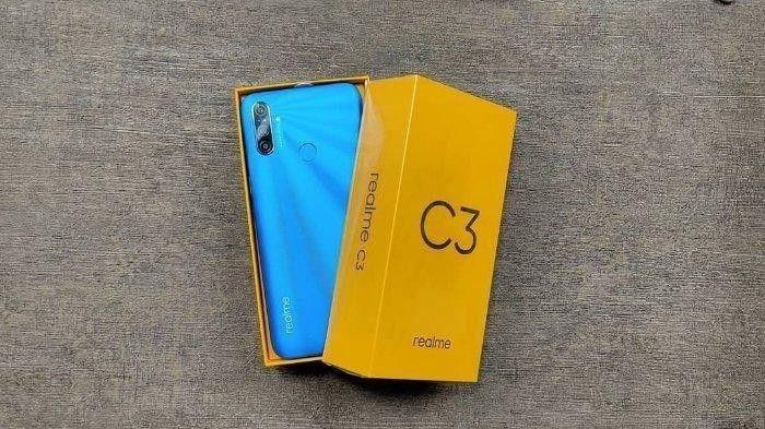 Realme C3 resmi diluncurkan dengan tiga kamera belakang dan Realme UI