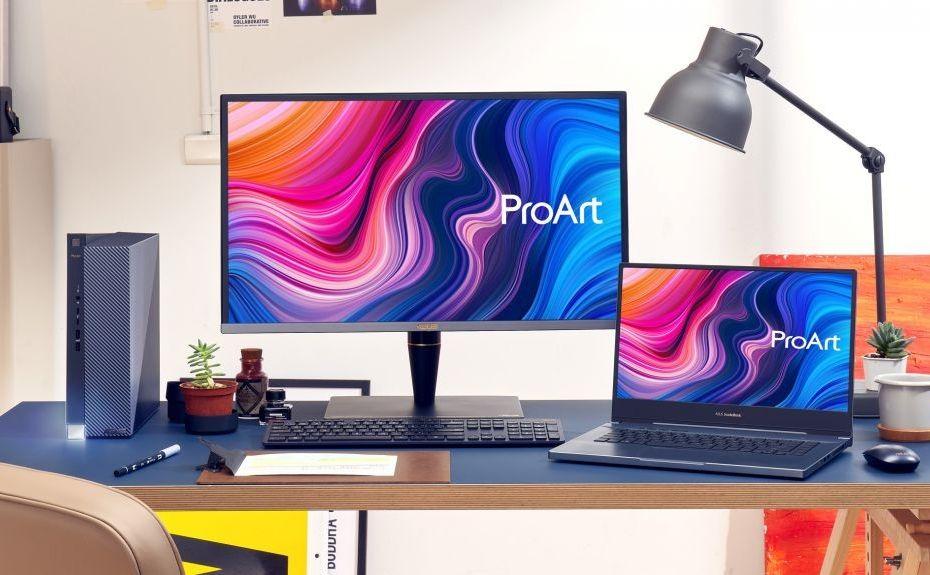 Asus umumkan dua laptop ProArt StudioBook One dan Pro X di IFA 2019