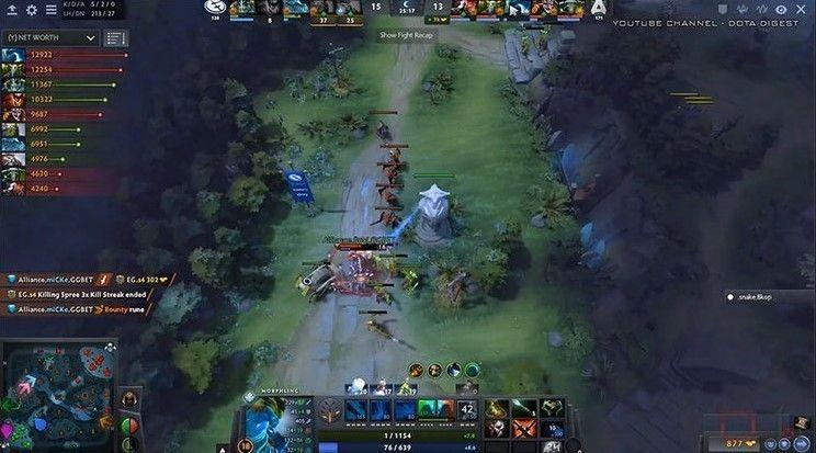 Tips dan Trik Memainkan Hero Support Game DOTA 2