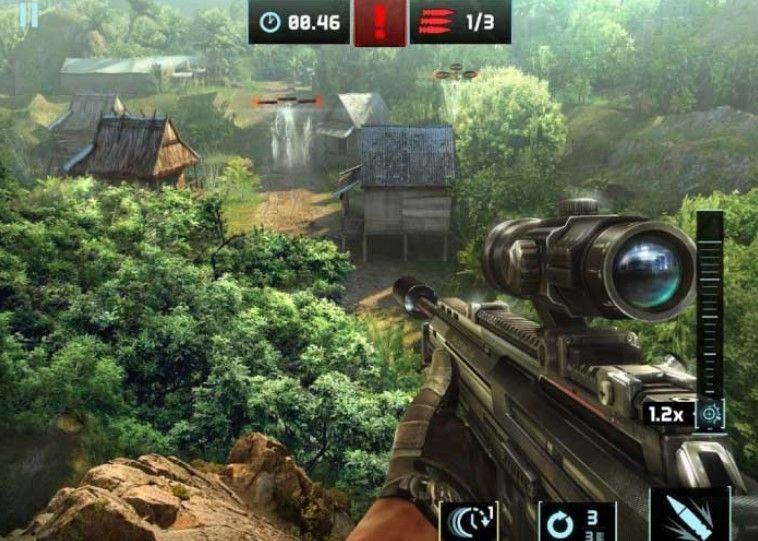 5 Game Sniper Android Terbaik, Seru dan Menegangkan!