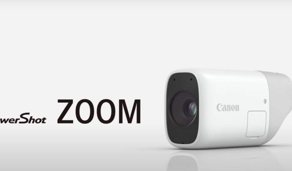 Canon PowerShot Zoom: Jangan Lihat Ukurannya, Kemampuan Kamera Mini ini Luar Biasa!