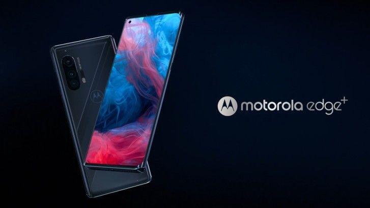 Motorola Edge+ resmi meluncur dengan Snapdragon 865, layar Endless Edge, dan kamera 108MP