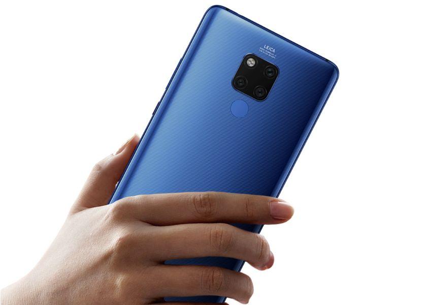 Huawei resmi pasarkan varian Mate 20X versi 5G