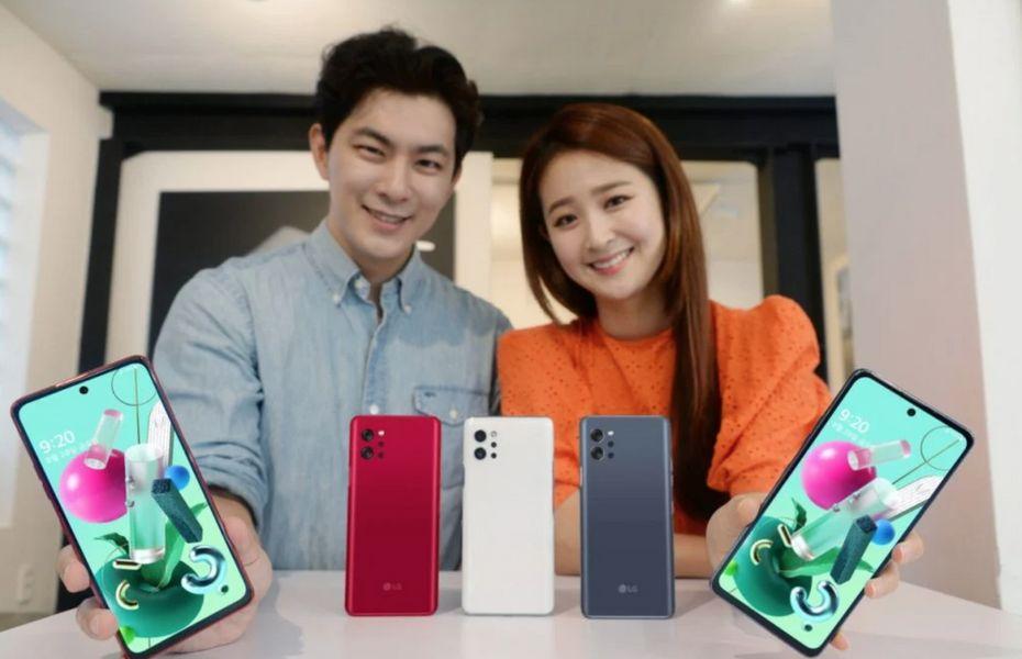 LG Q92 5G resmi meluncur sebagai versi murah dari LG Velvet 5G