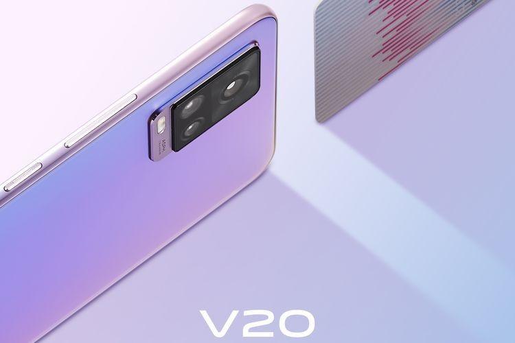 Vivo V20 dan V20 SE resmi diluncurkan di Indonesia