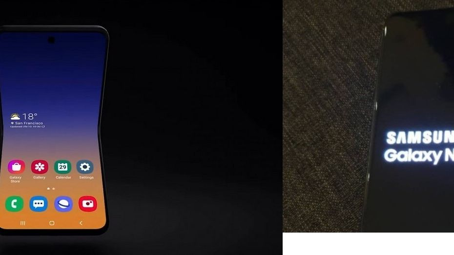 Berita Samsung Terbaru: Bocoran Gambar Galaxy Samsung Galaxy Note 10 Lite dan Rencana Rilis Fold 2
