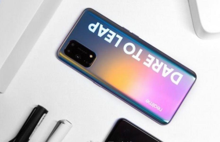 Realme X7 Pro bakal jadi ponsel pertama yang gunakan sensor Sony IMX686