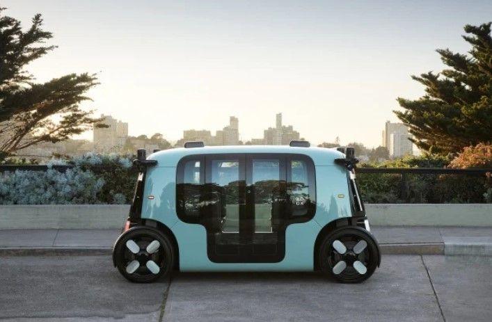 Punya ukuran kompak, Inilah penampakkan mobil otonom Amazon, Zoox Robotaxi