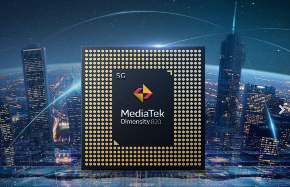 MediaTek umumkan Dimensity 820 SoC untuk perangkat 5G yang terjangkau