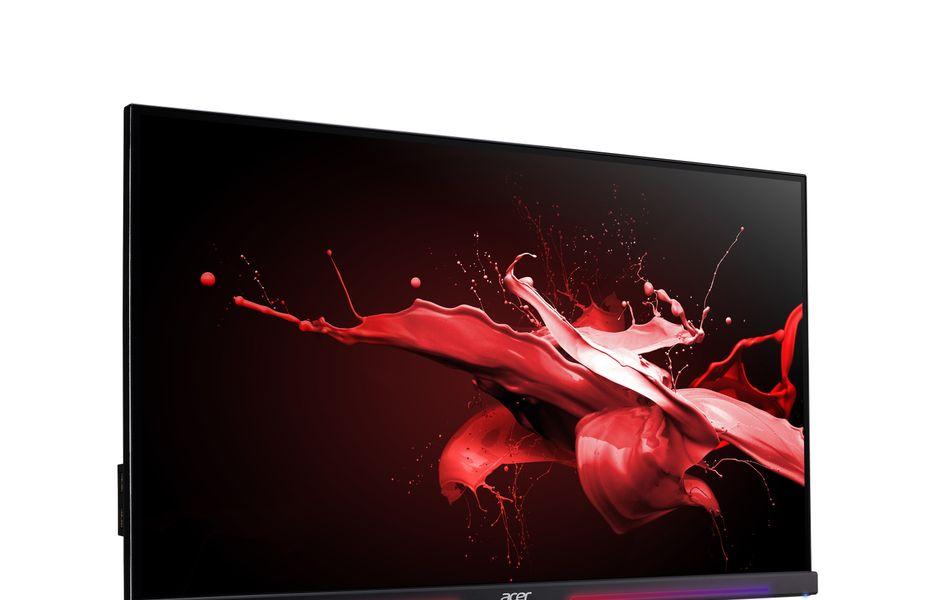 Sasar para gamer, Acer hadirkan monitor Nitro XV3 Series