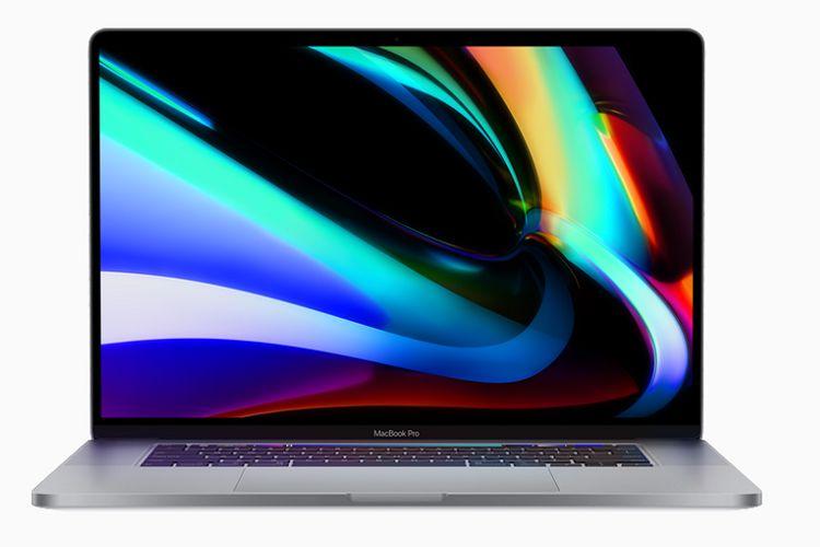 Apple akhirnya luncurkan MacBook Pro 16 inci