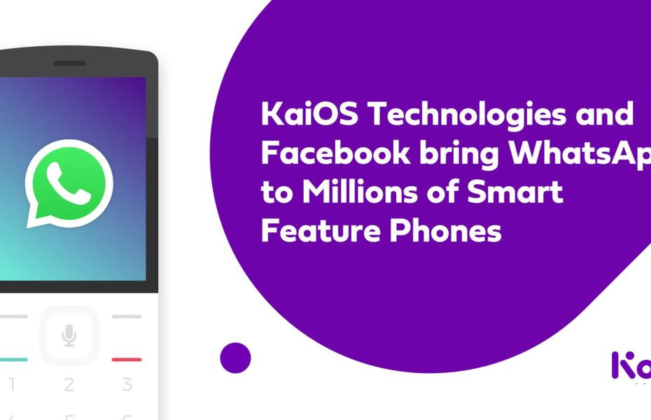 WhatsApp untuk KaiOS kini tersedia untuk semua feature phone melalui KaiStore