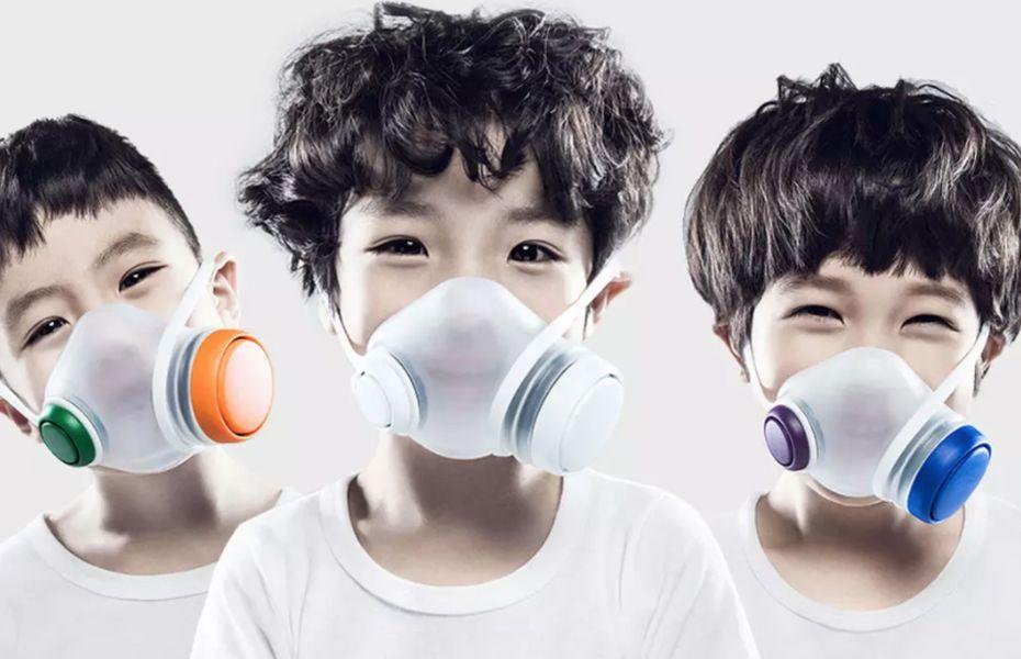Xiaomi kembangkan masker pintar yang bisa mengatur pernafasan