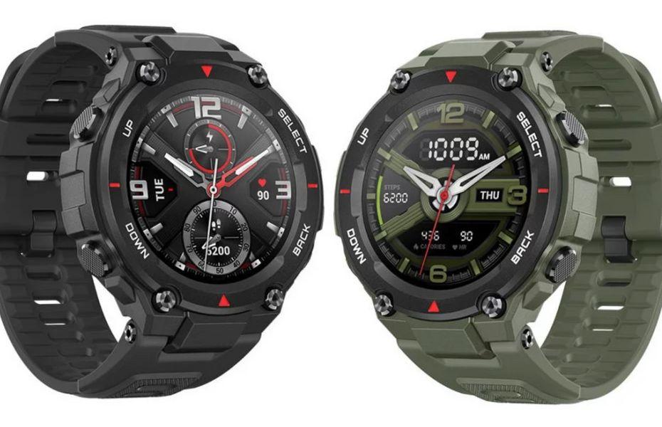 Amazfit umumkan jam tangan pintar Amazfit T-Rex dan Bip S di CES 2020