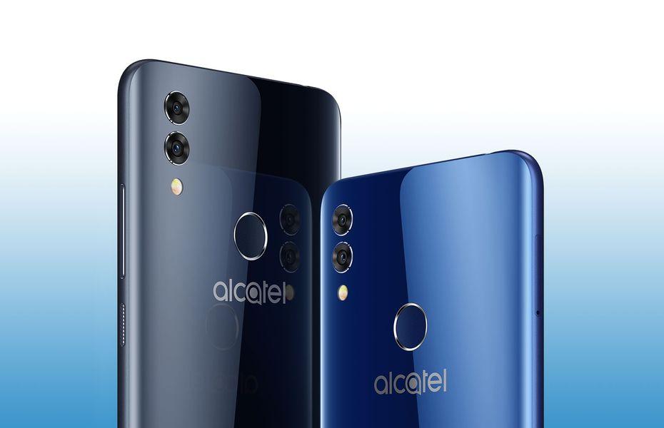 Alcatel 5X dengan baterai 5.000 mAh diluncurkan bersamaan dengan 1V Plus