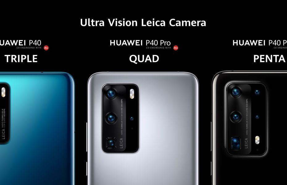 Huawei P40, P40 Pro, dan P40 Pro Plus resmi diumumkan beserta spesifikasi dan harganya