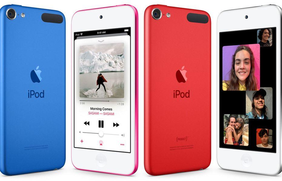 Vakum 4 tahun, Apple rilis iPod Touch 7th dengan A10 Fusion