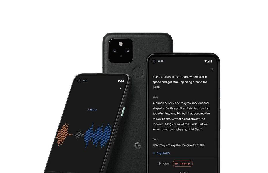 Google Recorder 2.0 resmi hadir khusus untuk Pixel 5