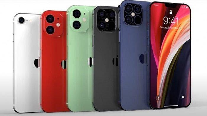 Peluncuran iPhone 12 kembali ditunda hingga November 2020