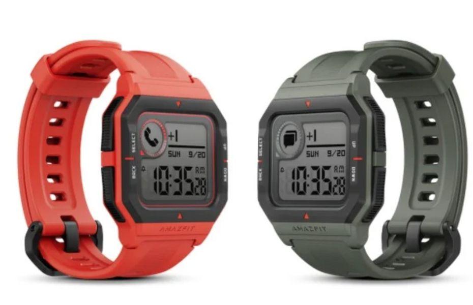 Huami luncurkan Amazfit Neo, jam tangan pintar bergaya retro