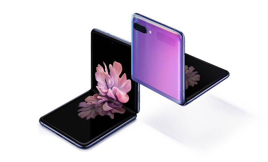 Berbarengan dengan Galaxy S20 Series, Galaxy Z Flip juga resmi diumumkan Samsung