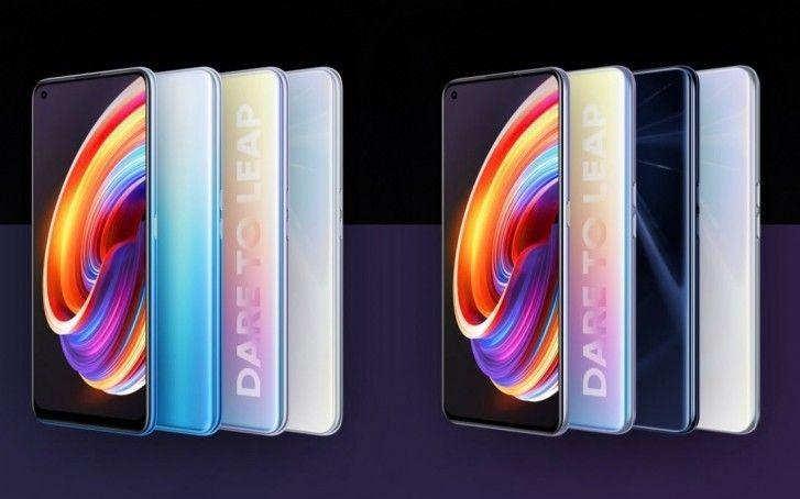 Realme X7 dan X7 Pro resmi debut di Tiongkok