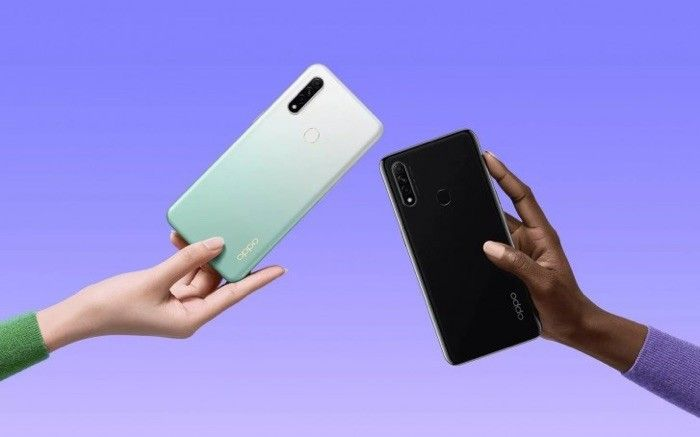 Bulan depan, Oppo A8 dan F15s bakal bersaing dengan Redmi Note 8 dan Realme 5
