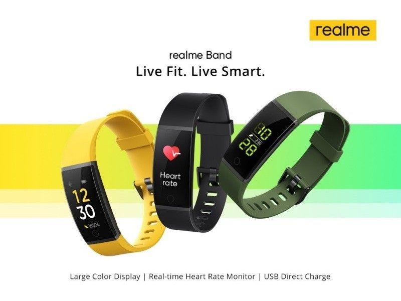 Dibanderol Rp299 ribu, Realme Band sasar anak muda di Indonesia agar tetap sehat selama Ramadan