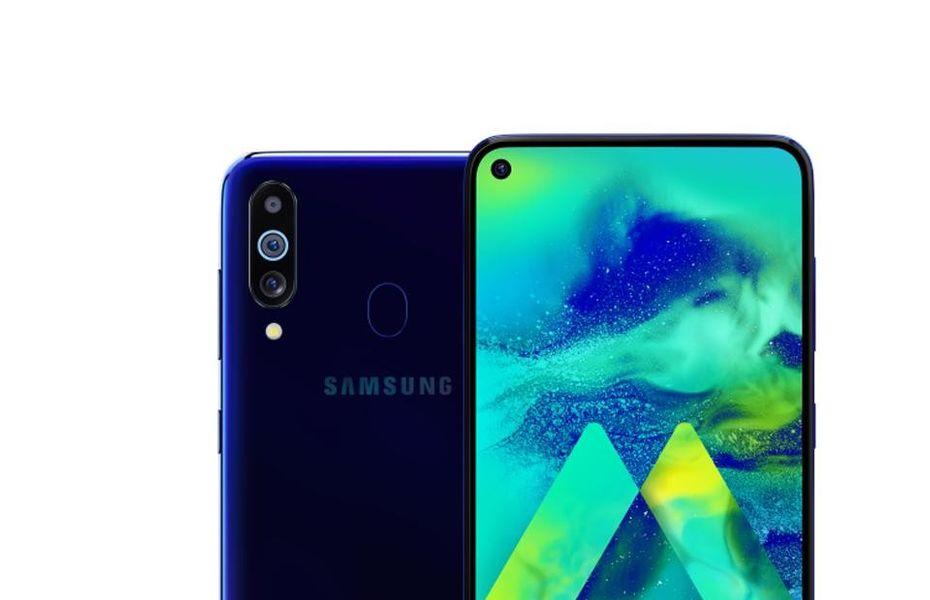 Samsung Galaxy M40 segera dirilis pada 11 Juni di India