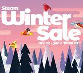 Steam Berikan Diskon Gede-Gedean untuk Game PC-nya Demi Sambut Natal dan Tahun Baru