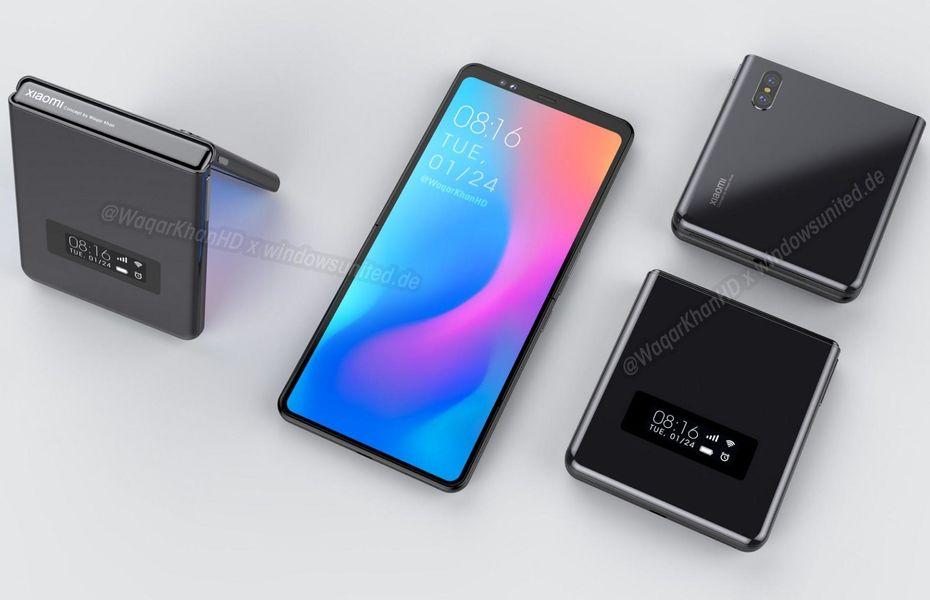Xiaomi sedang mengerjakan ponsel layar lipat yang mirip dengan Motorola Razr dan Galaxy Z Flip