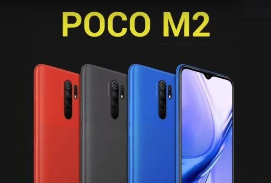 POCO M2 meluncur dengan Helio G80, RAM 6GB, dan baterai 5.000 mAh