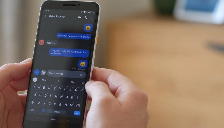 SMS Punya Fitur Mirip WhatsApp, Kini Kamu Bisa Chattingan Lewat SMS Tapi Khusus Pengguna Android