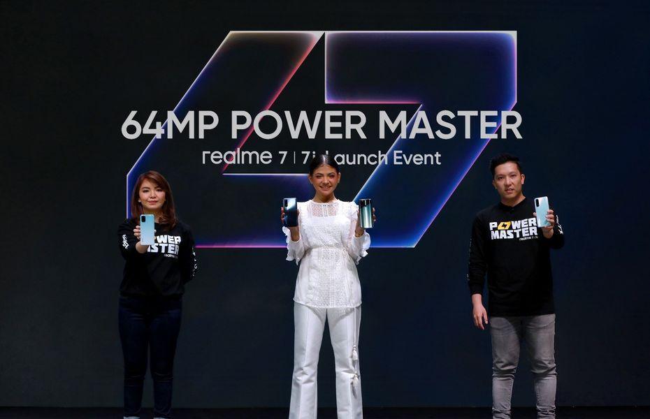 Realme 7 dan 7i resmi diluncurkan di Indonesia, Ini perbedaannya